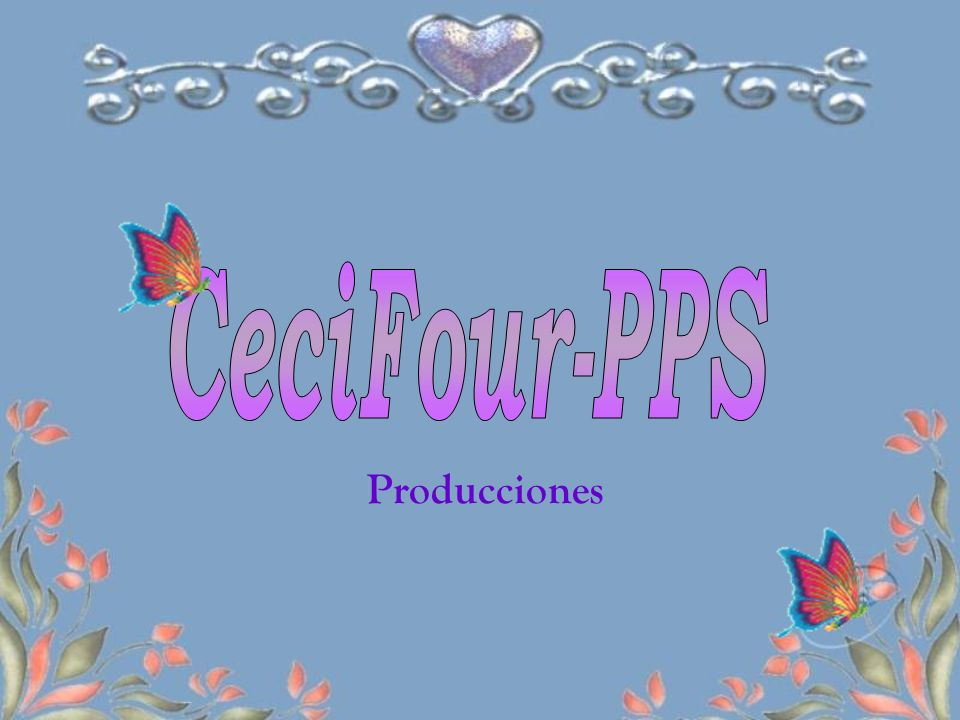 CeciFour-PPS Producciones