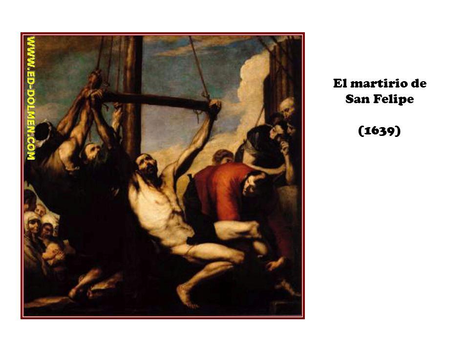 El martirio de San Felipe (1639)