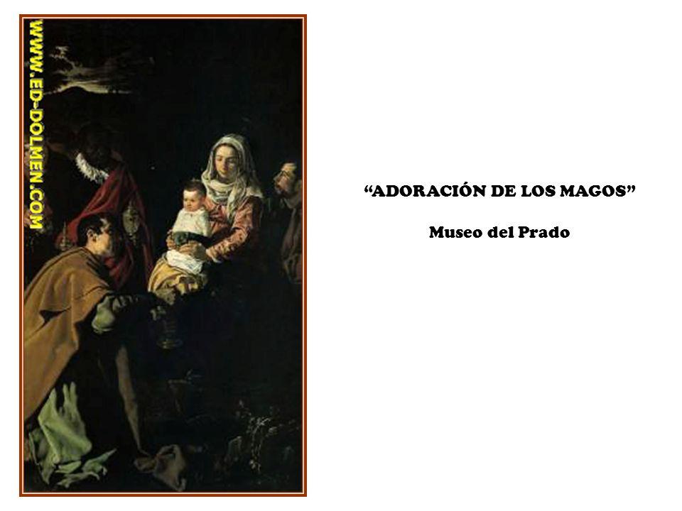 ADORACIÓN DE LOS MAGOS