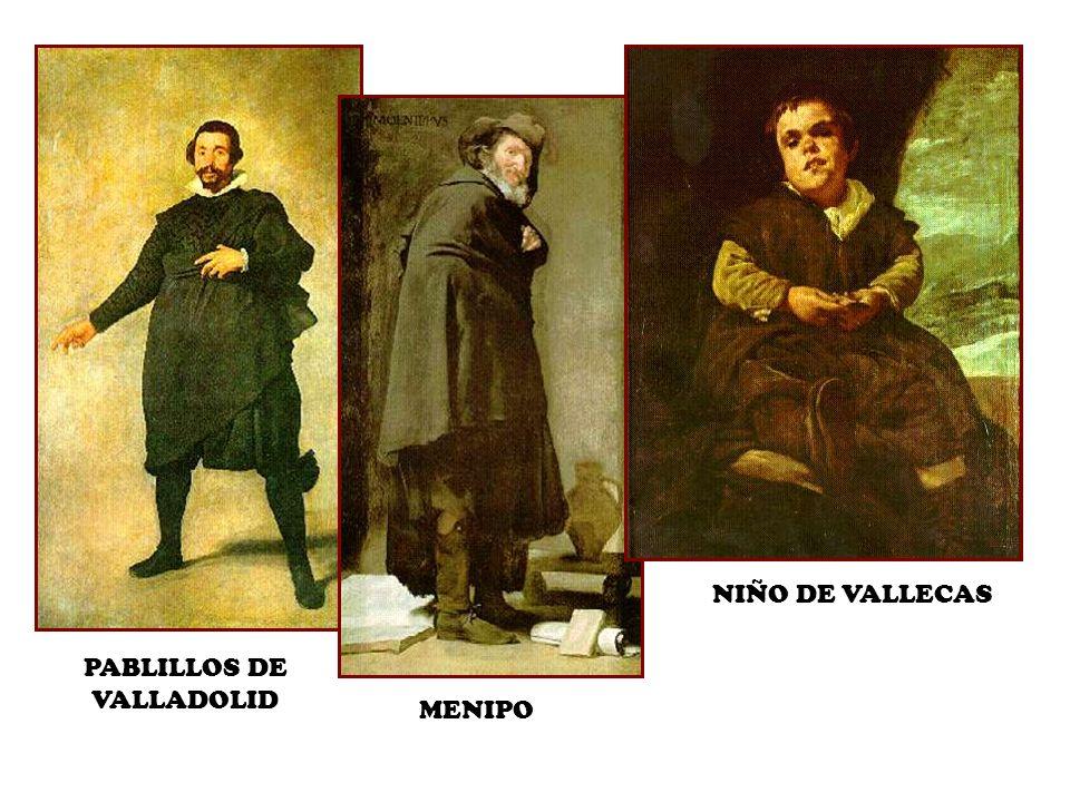 NIÑO DE VALLECAS PABLILLOS DE VALLADOLID MENIPO