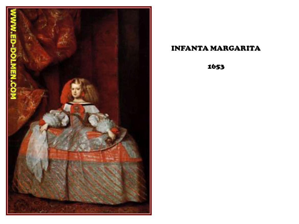 INFANTA MARGARITA 1653