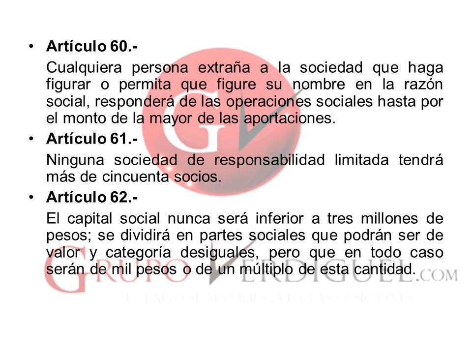 Artículo 60.-