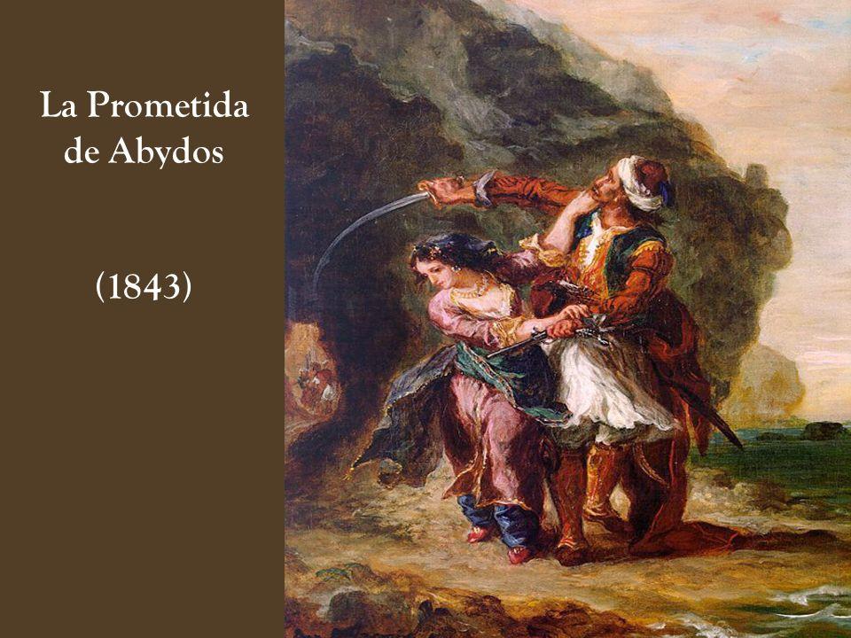 La Prometida de Abydos (1843)