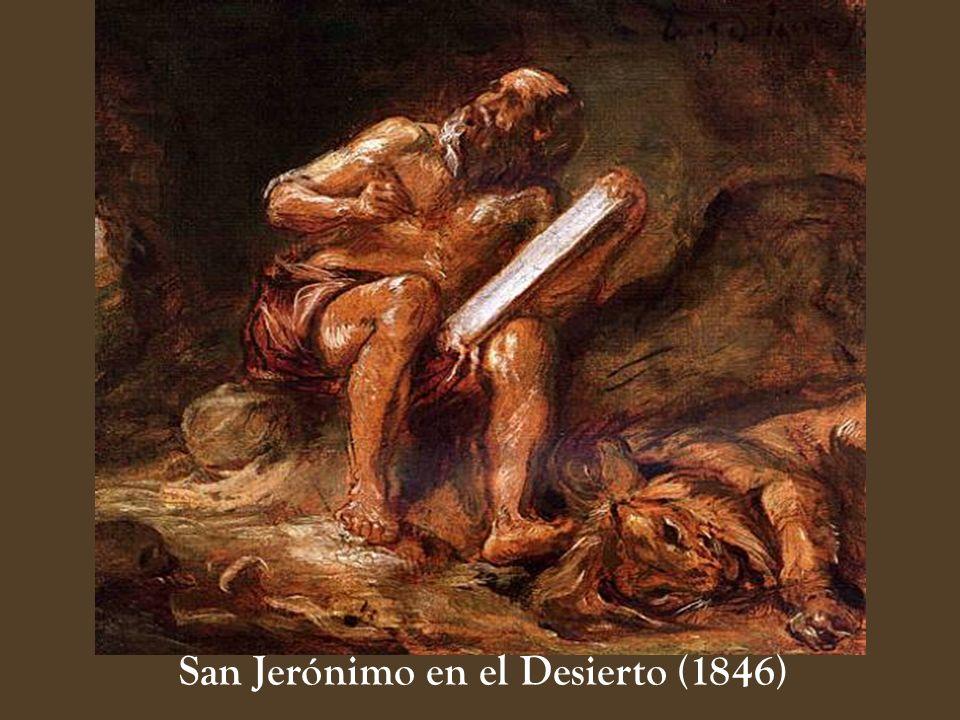 San Jerónimo en el Desierto (1846)