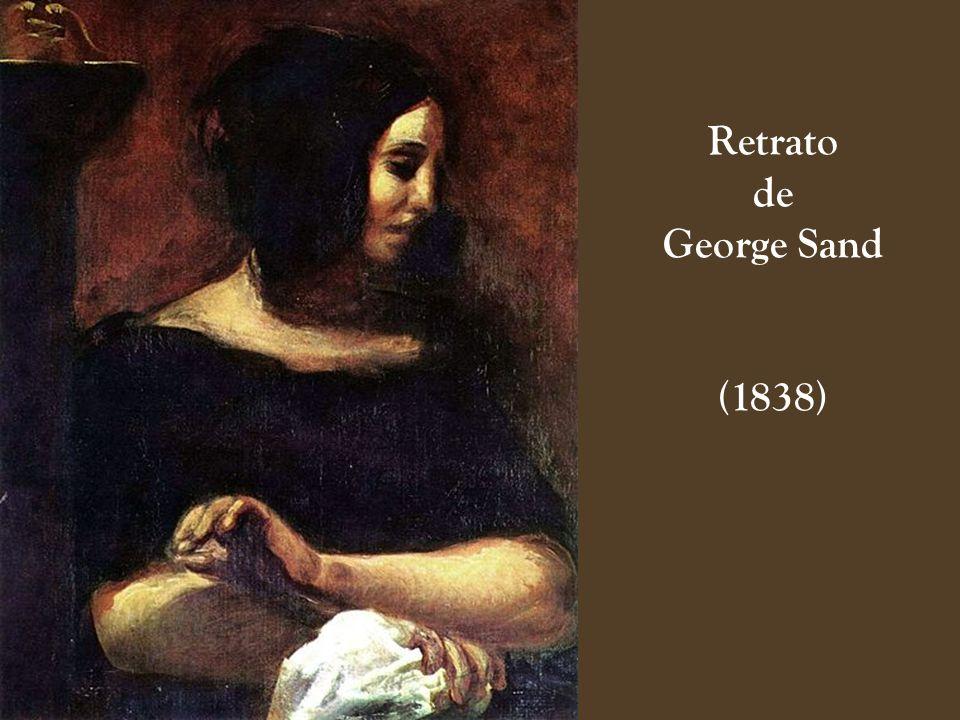 Retrato de George Sand (1838)