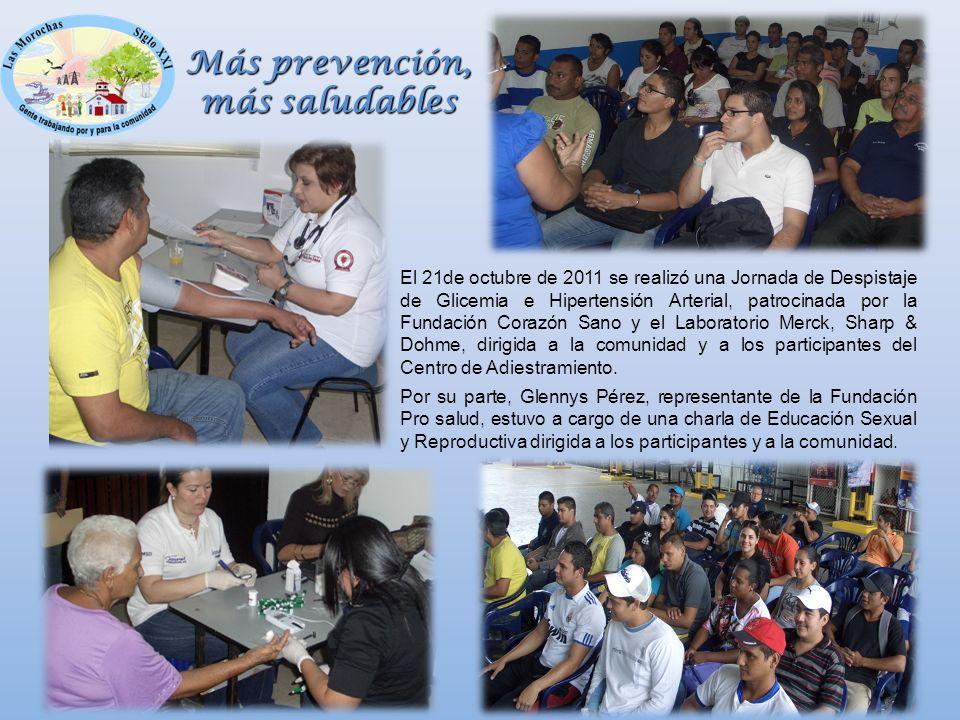 Más prevención, más saludables