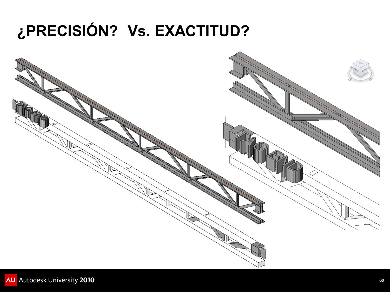 ¿PRECISIÓN Vs. EXACTITUD