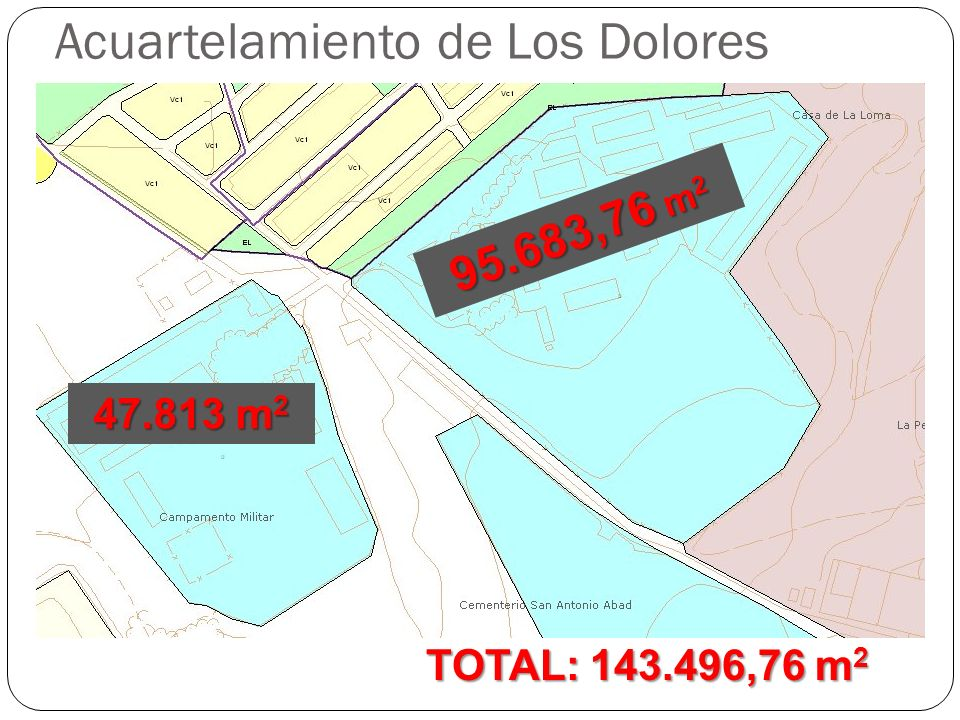 Acuartelamiento de Los Dolores Cartagena
