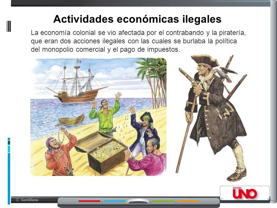 Actividades económicas ilegales