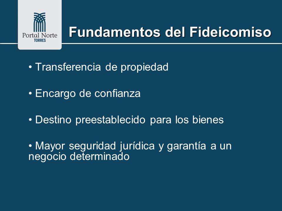 Fundamentos del Fideicomiso