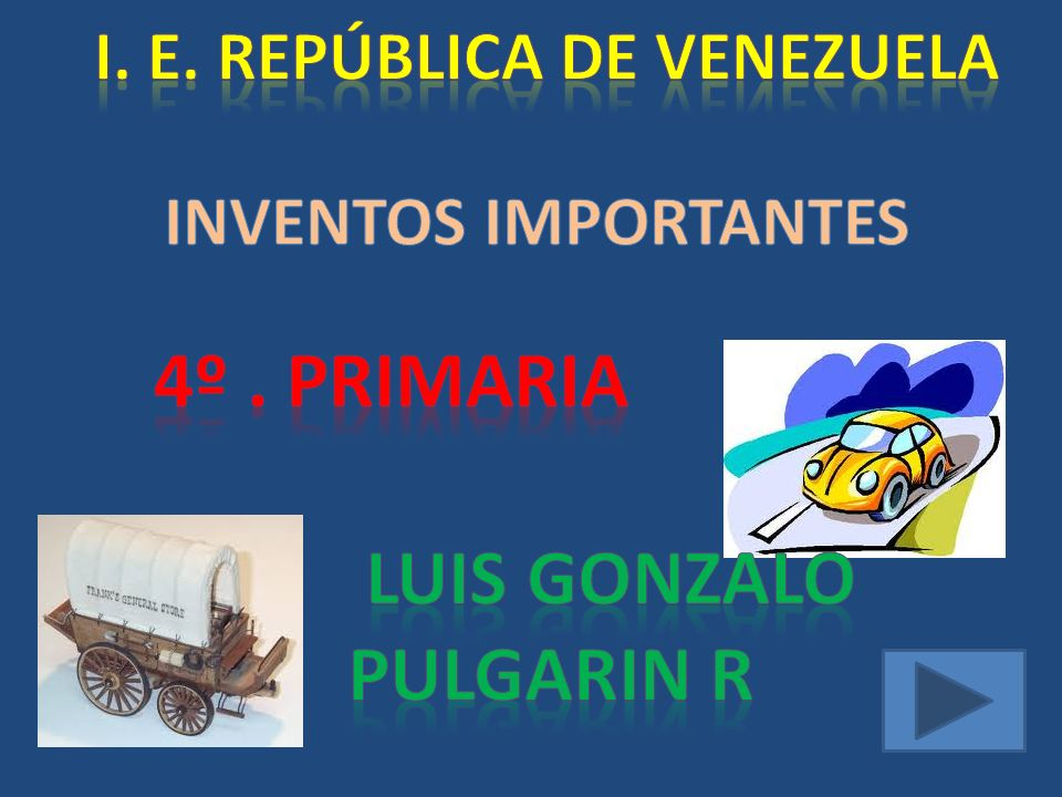 I. E. REPÚBLICA DE VENEZUELA