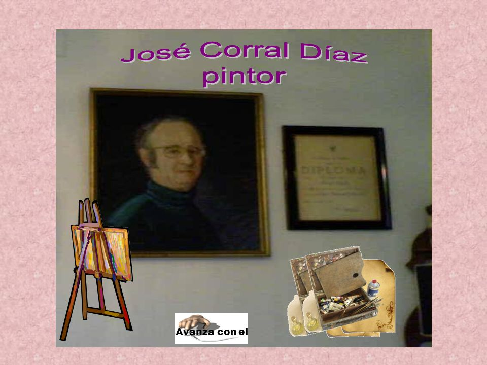 José Corral Díaz pintor José Corral Díaz pintor José Corral Díaz