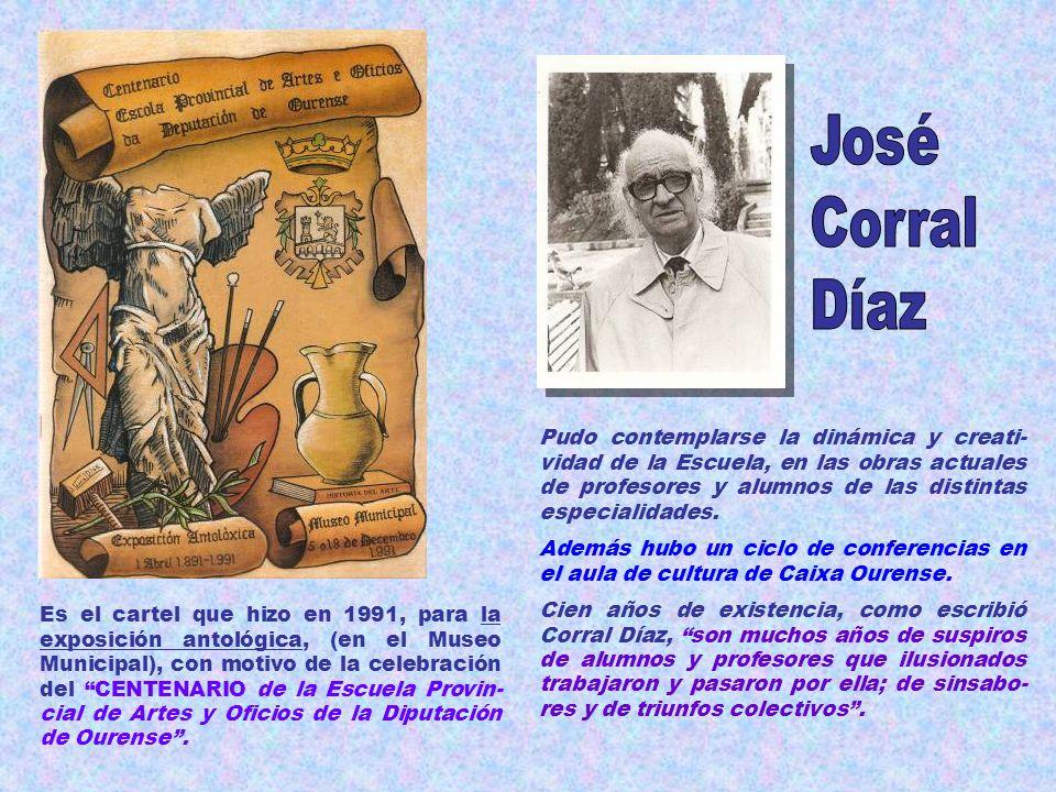 José Corral. Díaz.