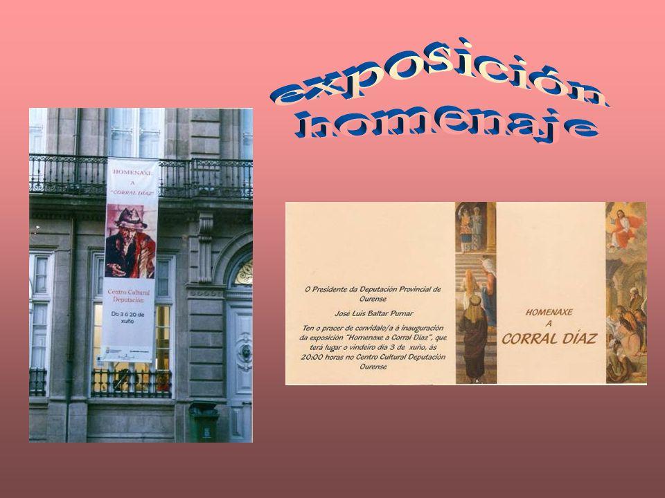 exposición homenaje
