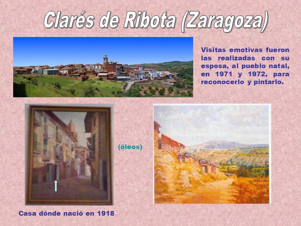 Clarés de Ribota (Zaragoza)
