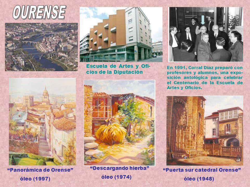 OURENSE Escuela de Artes y Ofi-cios de la Diputación