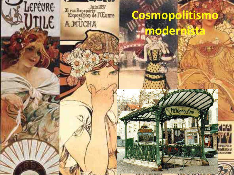 Cosmopolitismo modernista