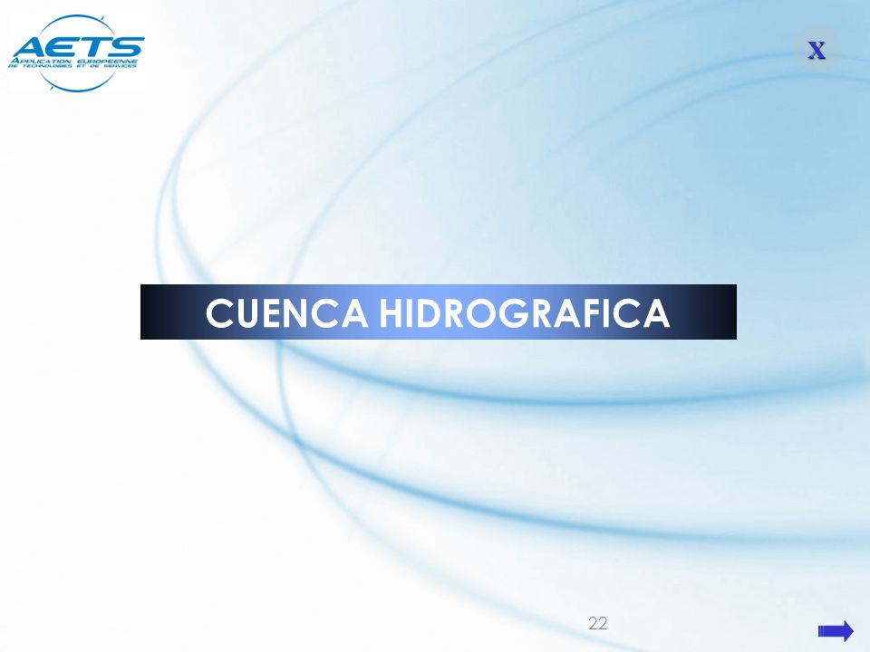 X CUENCA HIDROGRAFICA