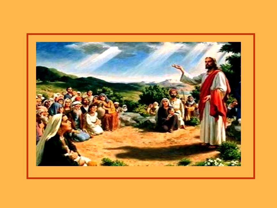 Estaban hablando de estas cosas, cuando él se presentó en medio de ellos y les dijo: « La paz con vosotros. » ... Y, entonces, abrió sus inteligencias para que comprendieran las Escrituras, y les dijo: « Así está escrito que el Cristo padeciera y resucitara de entre los muertos al tercer día y se predicara en su nombre la conversión para perdón de los pecados a todas las naciones, empezando desde Jerusalén. 48 Vosotros sois testigos de estas cosas (Lc 24,36.45-48).