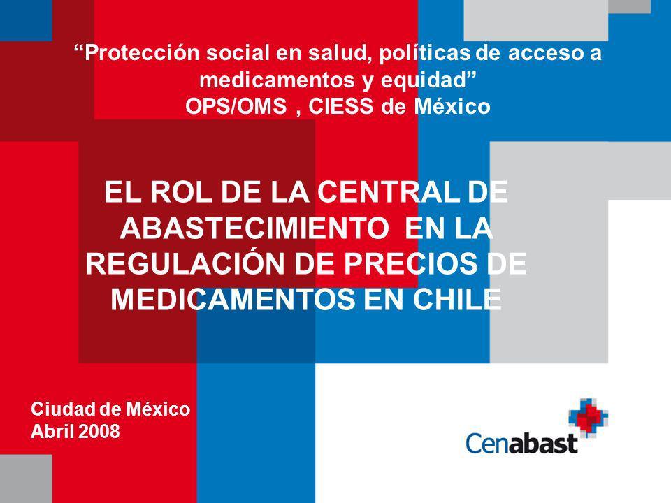 OPS/OMS , CIESS de México