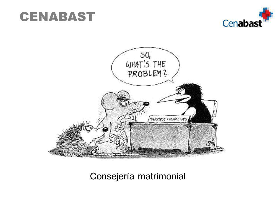 CENABAST Consejería matrimonial