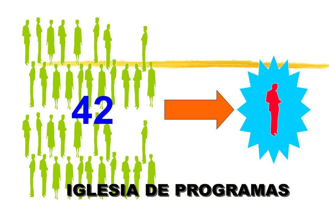 42 IGLESIA DE PROGRAMAS