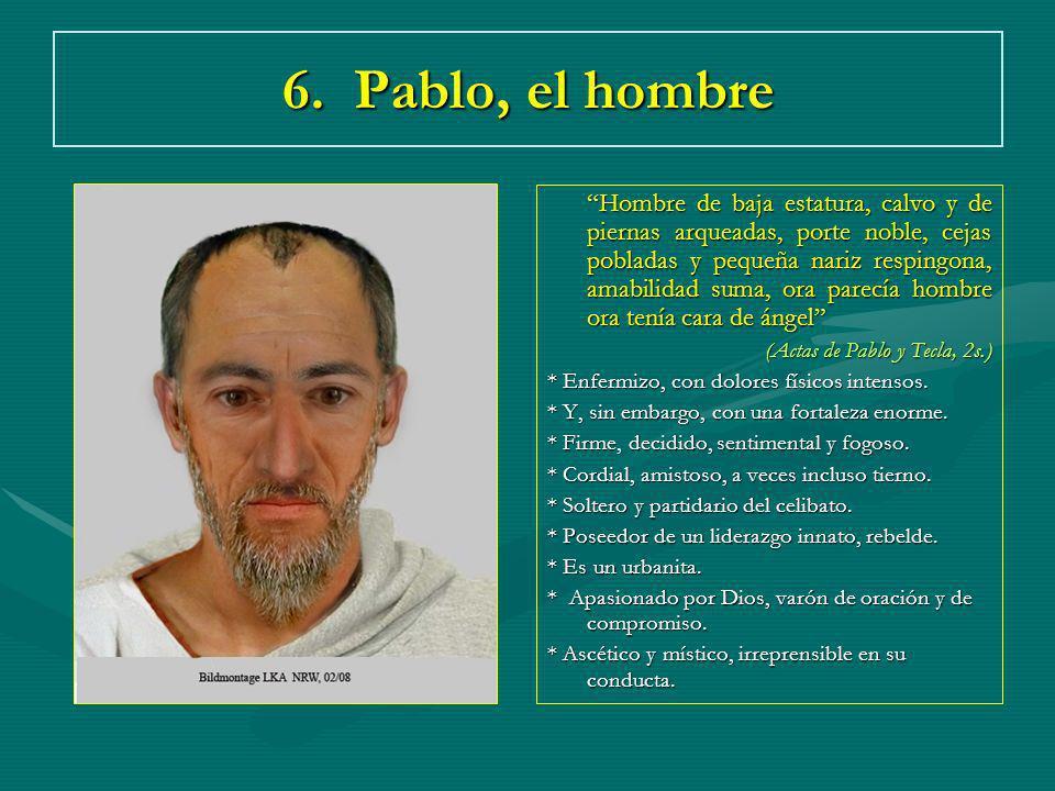 6. Pablo, el hombre