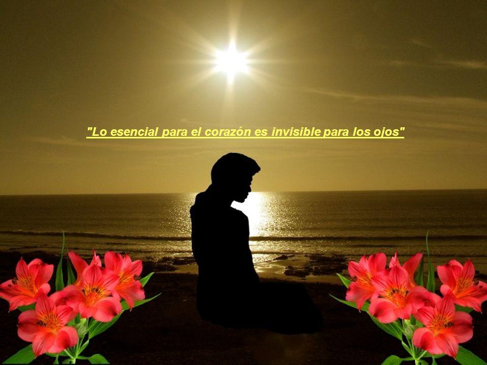 Lo esencial para el corazón es invisible para los ojos