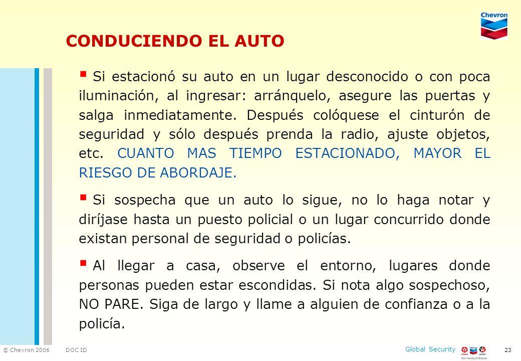 CONDUCIENDO EL AUTO