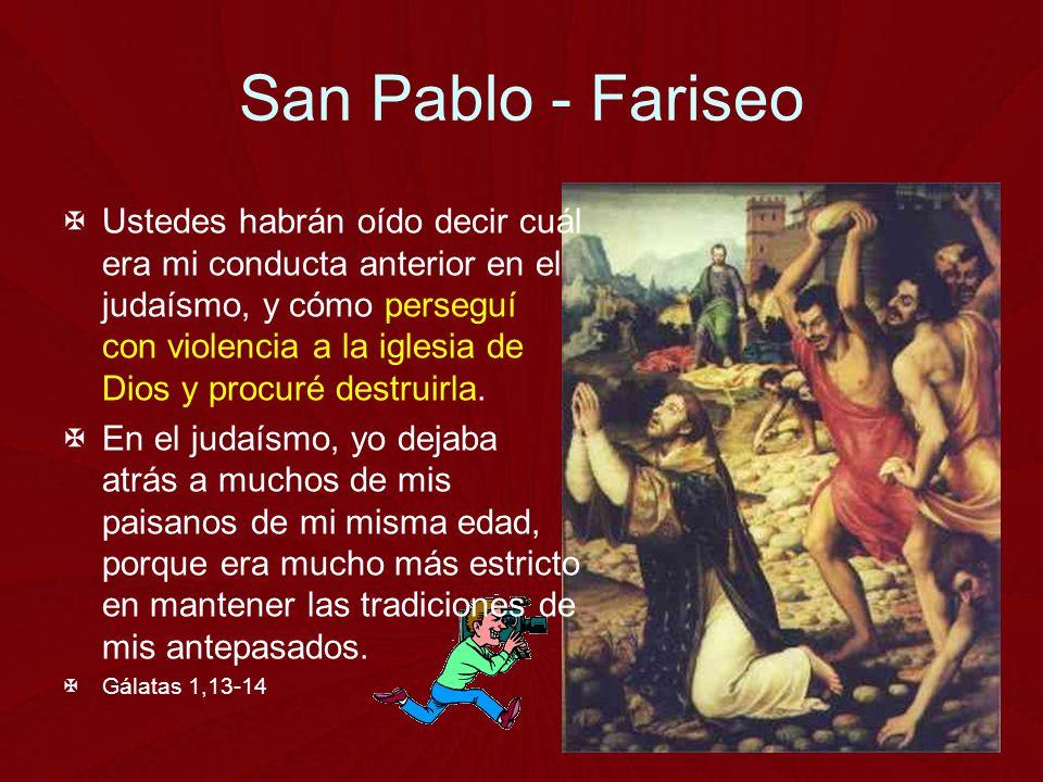 San Pablo - Fariseo