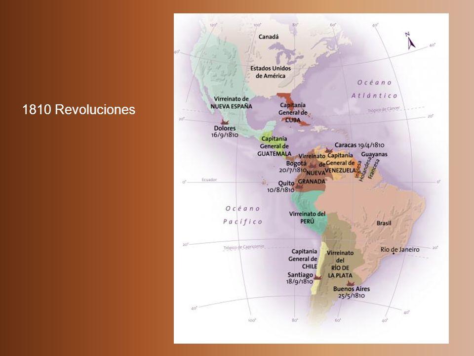 1810 Revoluciones