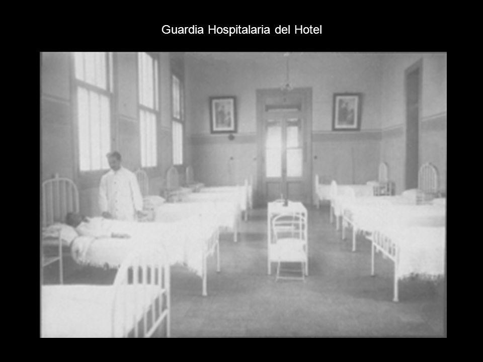 Guardia Hospitalaria del Hotel