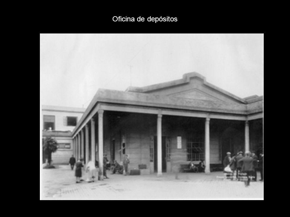 Oficina de depósitos