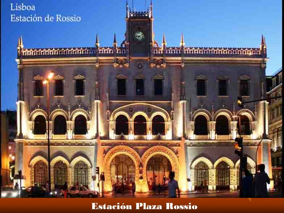Estación Plaza Rossio