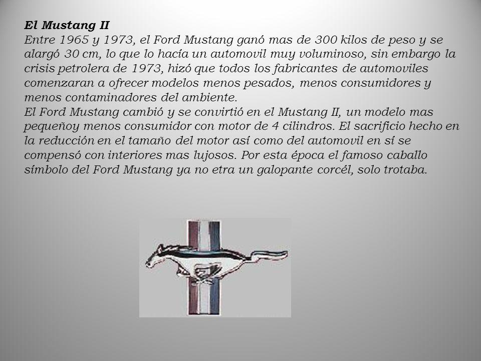 El Mustang II