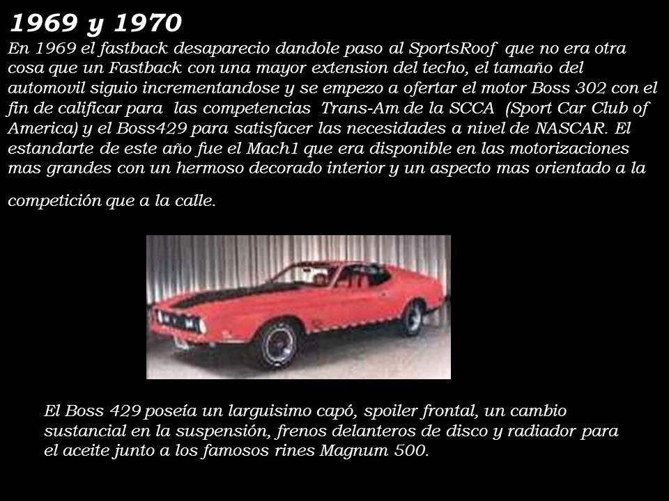 1969 y 1970