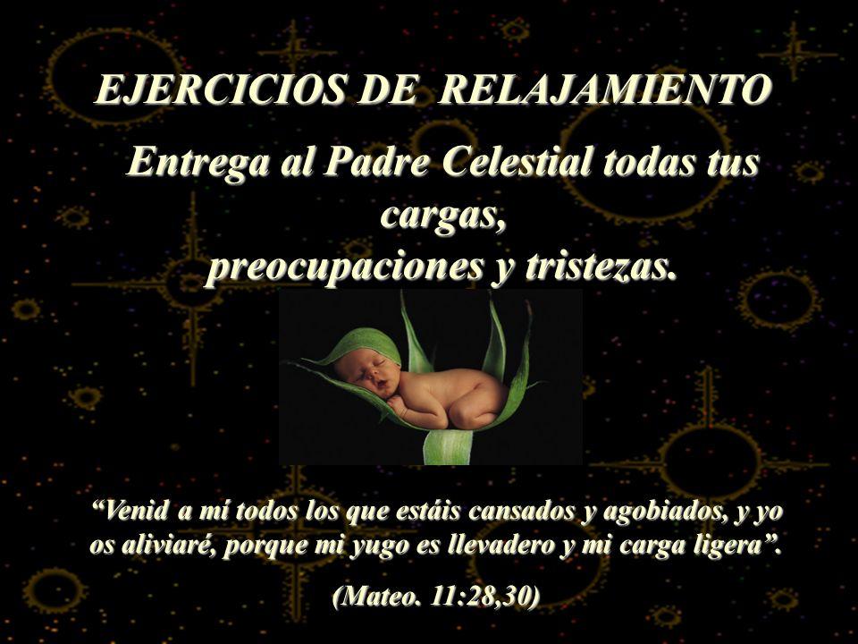 EJERCICIOS DE RELAJAMIENTO