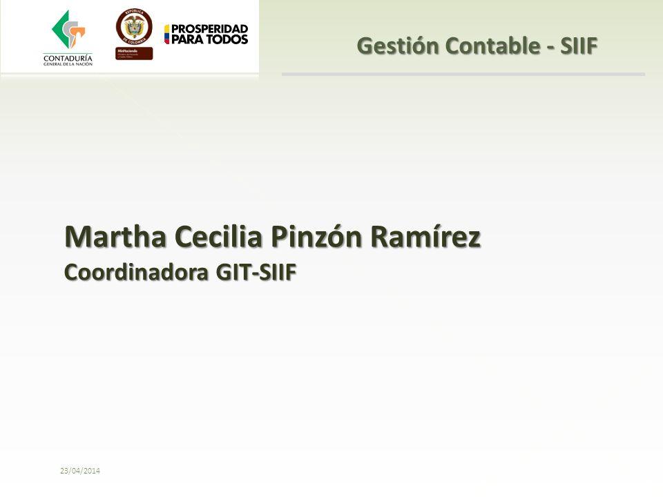 Martha Cecilia Pinzón Ramírez