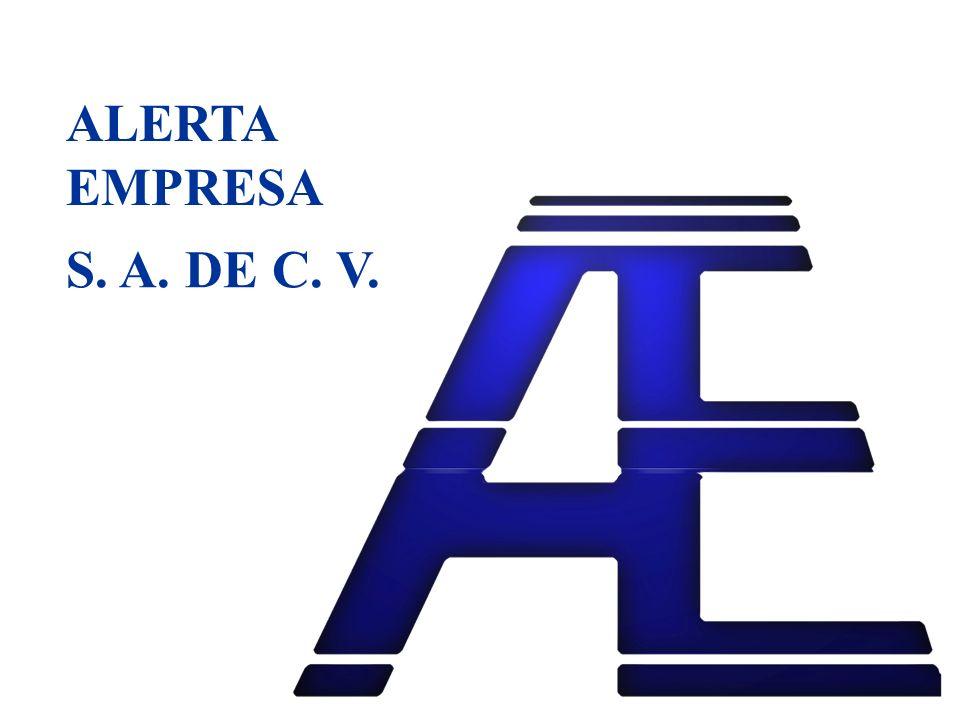 ALERTA EMPRESA S. A. DE C. V.