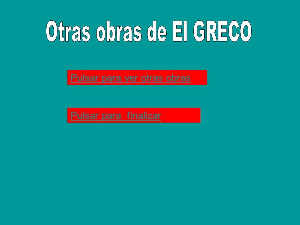 Otras obras de El GRECO Pulsar para ver otras obras