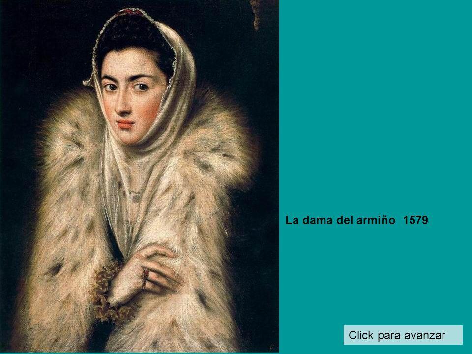 La dama del armiño 1579 Click para avanzar