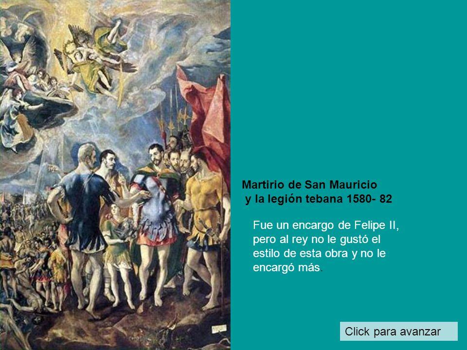 Martirio de San Mauricio