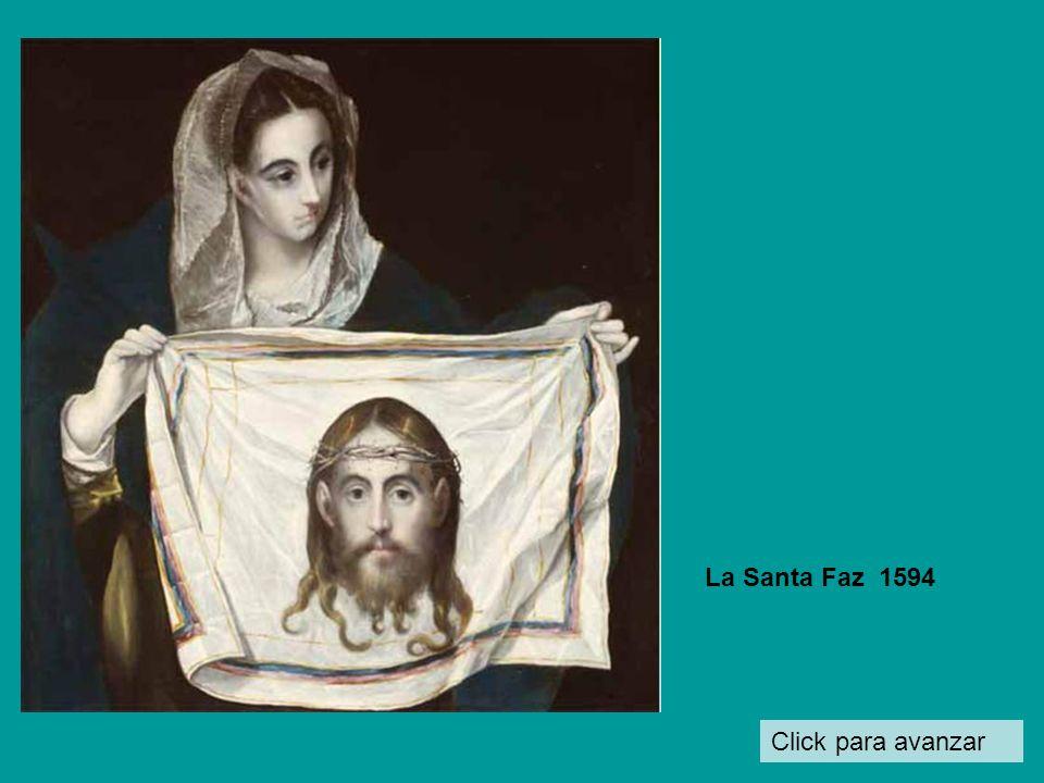 La Santa Faz 1594 Click para avanzar
