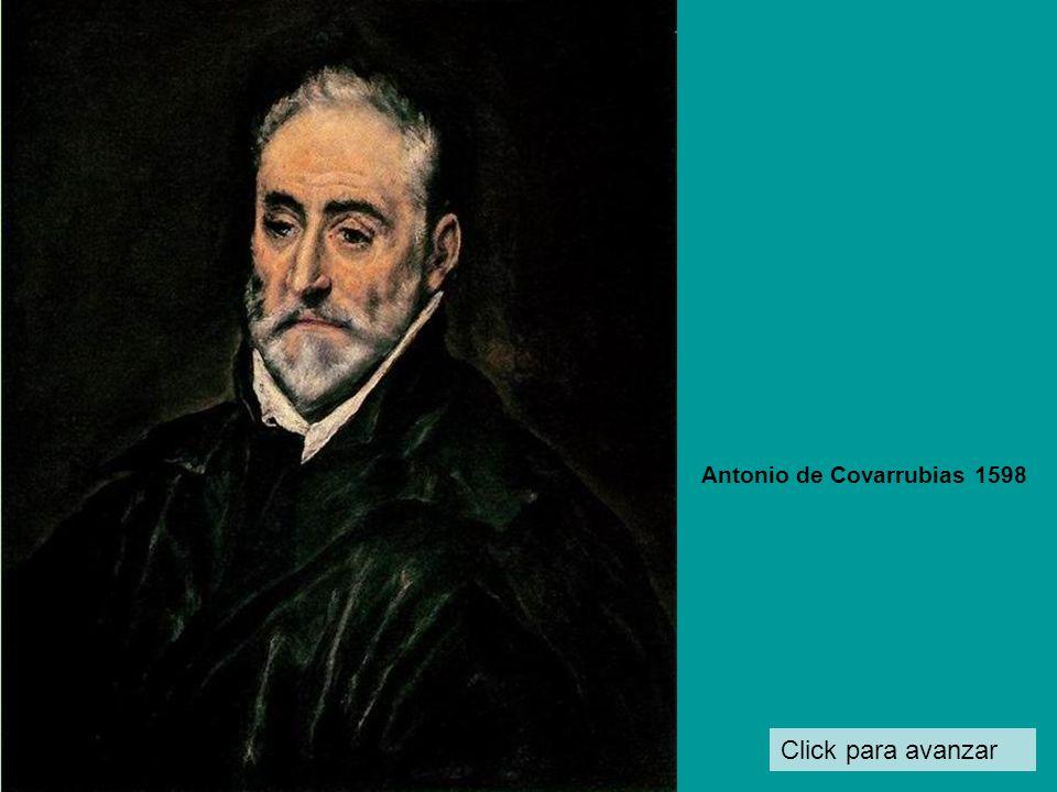 Antonio de Covarrubias 1598
