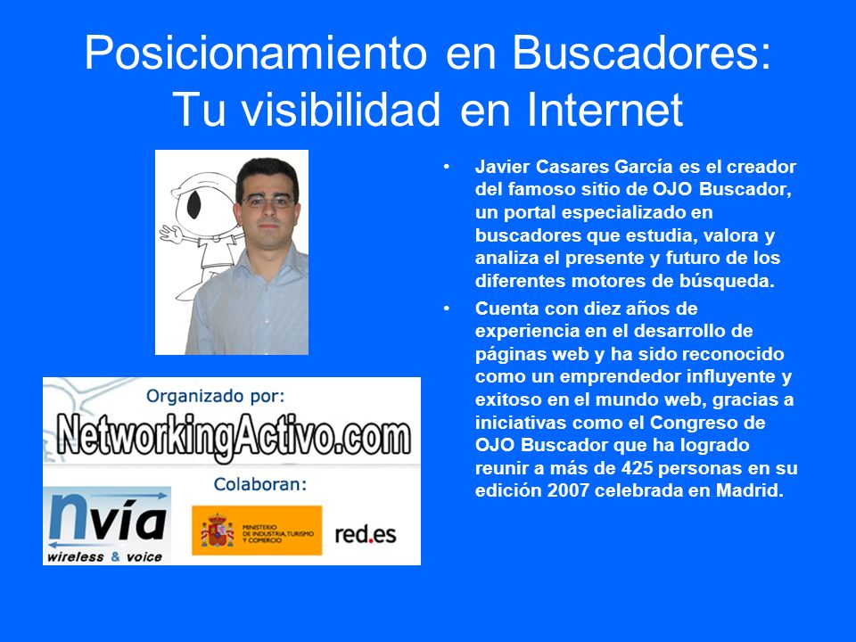 Posicionamiento en Buscadores: Tu visibilidad en Internet