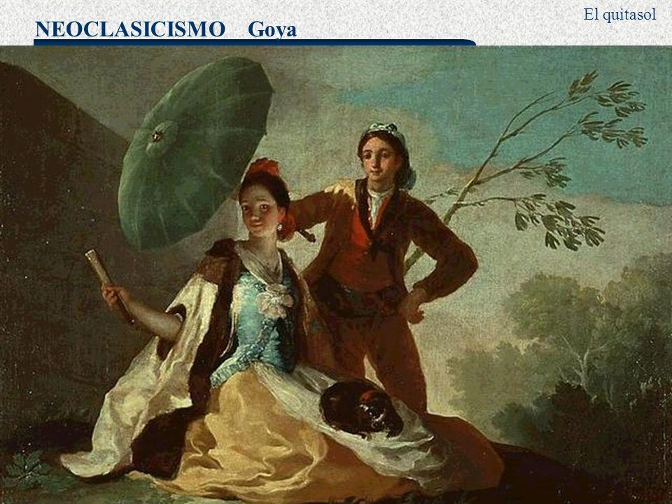 El quitasol Goya El pelele