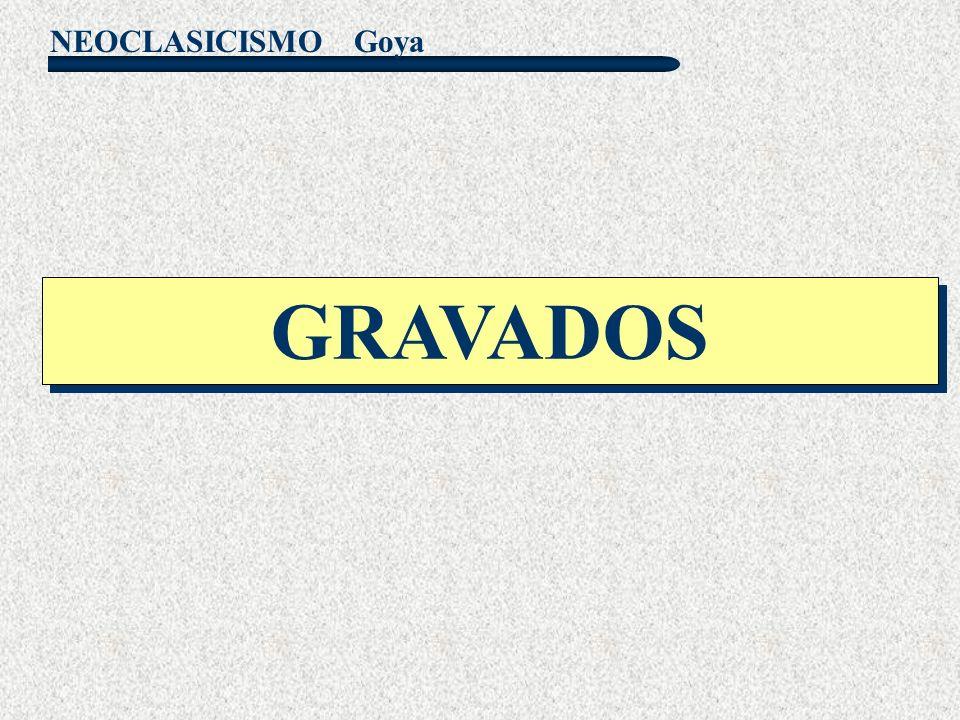 Goya GRAVADOS