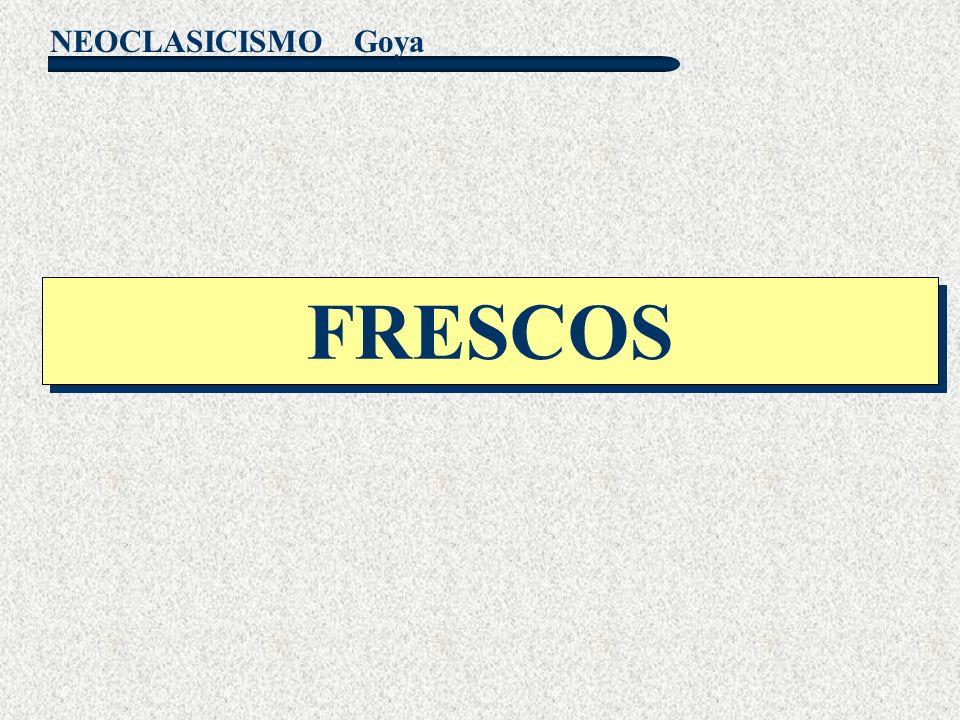 Goya FRESCOS