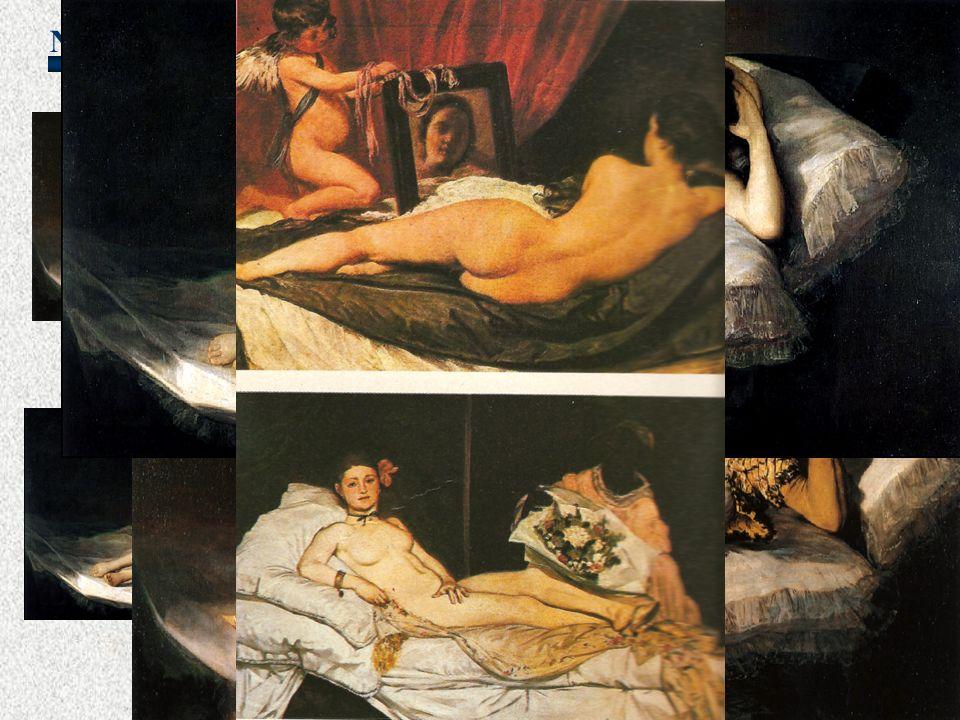 Goya La maja vestida La maja desnuda