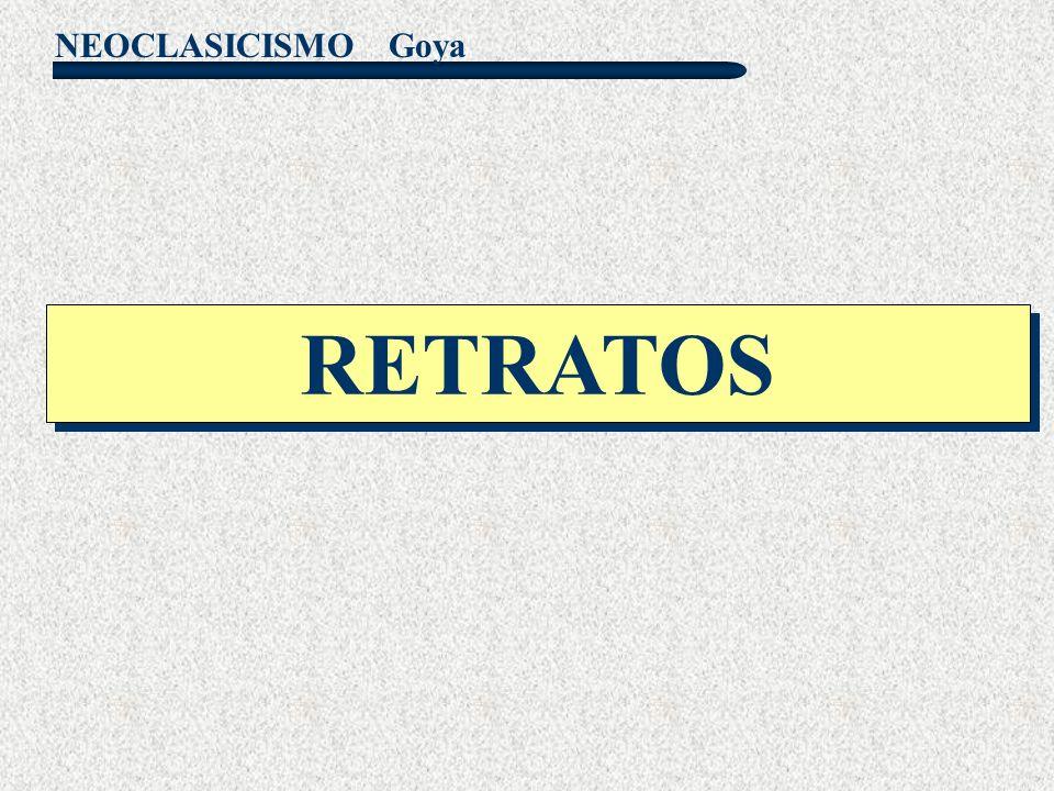 Goya RETRATOS